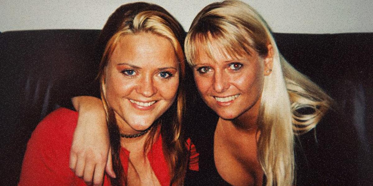 Pia og Hanne 2002