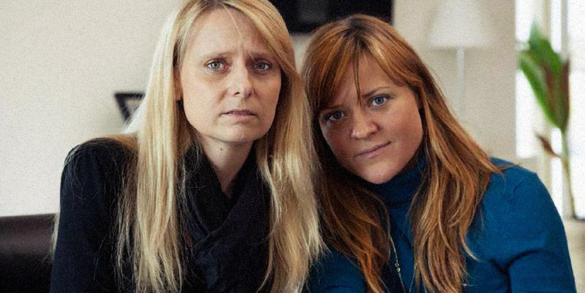 Pia og Hanne, marts 2010, Amagerbladet