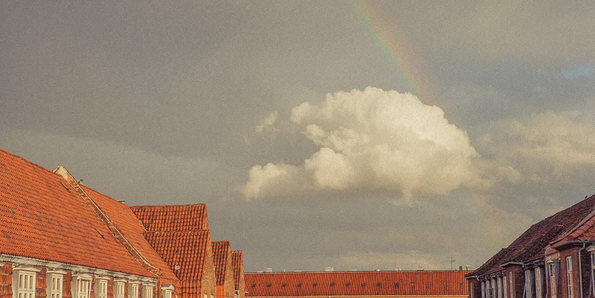 Som krukken af guld for enden af regnbuen